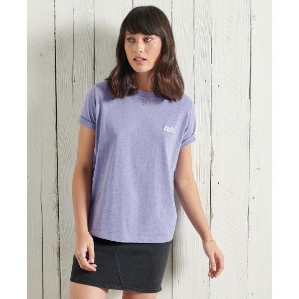 Klassisches T-Shirt aus Bio-Baumwolle