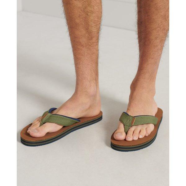 Surf Leder-Flip-Flops