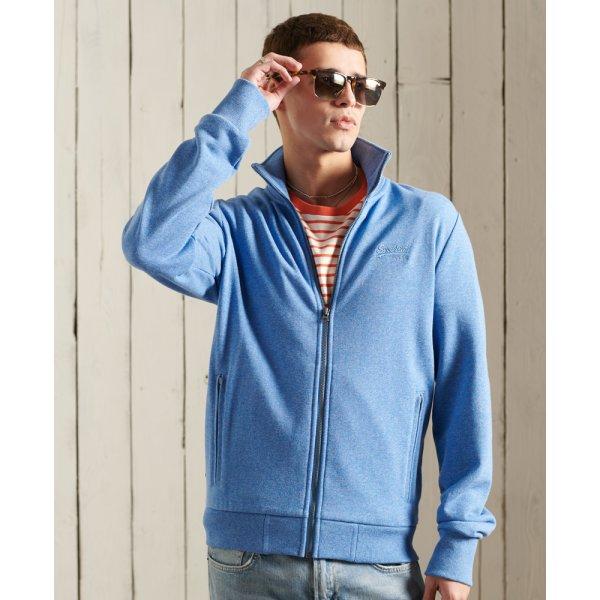 Klassische Trainingsjacke aus der Orange Label Kollektion